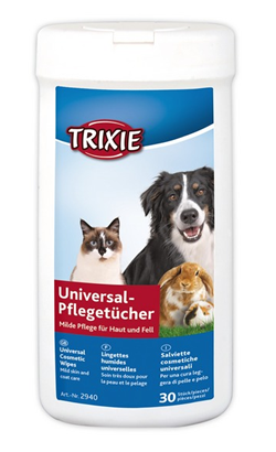 Trixie Toalhetes de Limpeza Universal