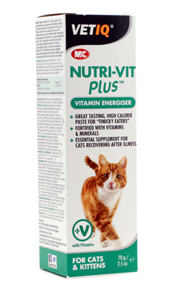 VetIQ M&C Nutri-Vit Plus Cat