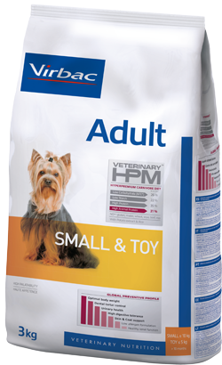 Virbac HPM Adult Dog Small & Toy