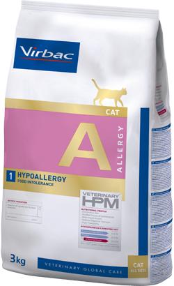 Virbac Veterinary HPM A1 Cat Hypoallergy
