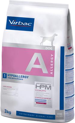 Virbac Veterinary HPM A1 Dog Hypoallergy