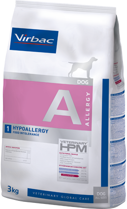 Virbac Veterinary HPM A2 Dog Hypoallergy with Salmon