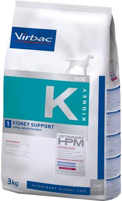 Virbac Veterinary HPM K1 Dog Kidney Support